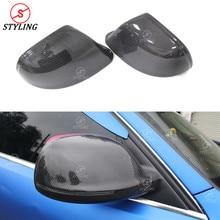 цена на For Audi Q7 2010 2011 2012 2013 2014 Replacement carbon fiber rear view mirror