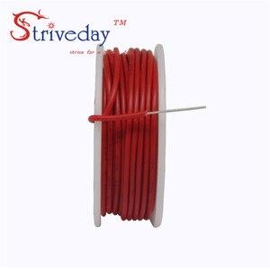 Image 5 - UL 1007 22AWG 40 m/box สาย PCB Tinned ทองแดงผสมสี 5 สี Solid ชุดสายไฟไฟฟ้าสาย DIY