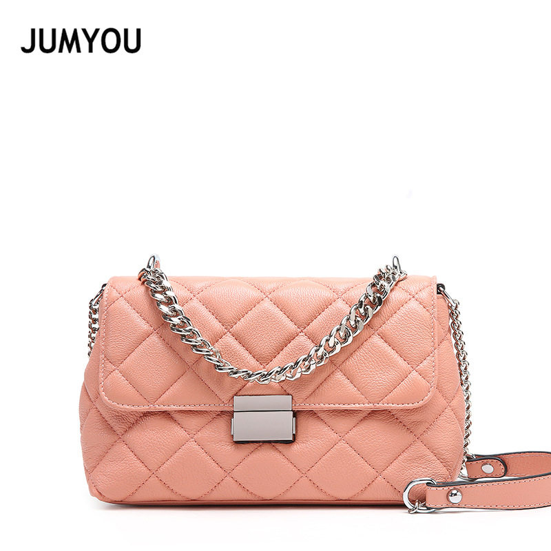 WomenS Shoulder Bags Fashion 2019 New Soft Genuine Leather Messenger Bag Lady Small Chains Female Crossbody Bags Classic LingeWomenS Shoulder Bags Fashion 2019 New Soft Genuine Leather Messenger Bag Lady Small Chains Female Crossbody Bags Classic Linge