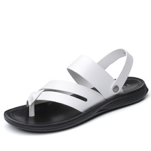 2019 New Men Sandals Summer Flip Flops Slippers Outdoor Beach Casual Shoes Cheap Male Water Sandalia Masculina