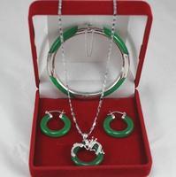 5 Màu! hỗn hợp/Xanh/Tím/Đỏ/Đen Jades Bangle Bracelet Vận Chuyển Miễn Phí>>> Miễn Phí vận chuyển