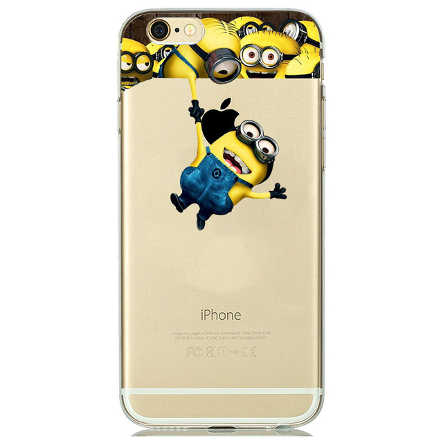 Cool Despicable Me Minions Phone Cases