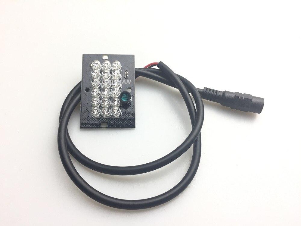 18 PCS LED IR 940nm Night Vision Infrared Illuminatoring Board for CCTV Camera
