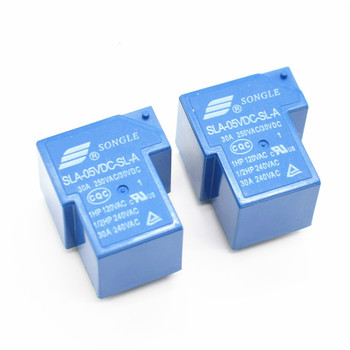 Power relays SLA-05VDC-SL-A 5V 30A 4PIN T90 image