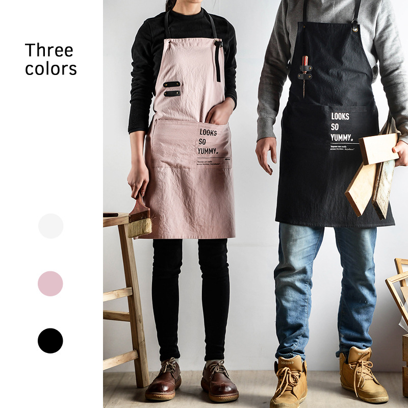 Customize Your Apron Grill Kitchen Chef Apron Professional for BBQ  Baking  Cooking for Men Women Adjustable|Aprons| |  - title=