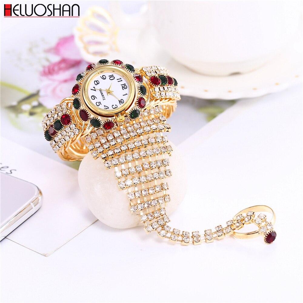 Reloj de lujo de marca superior 2020, Reloj de pulsera con diamantes de imitación para Mujer, Reloj de pulsera para Mujer, Reloj de pulsera femenino, Reloj de Mujer Nuevos relojes NAIDU de oro rosa para mujer, relojes de pulsera para mujer, reloj de pulsera de cuarzo para mujer, reloj de pulsera informal para mujer kol saati