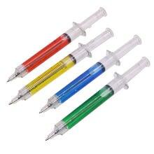 100 шт шприц шариковая ручка 07 мм цилиндрический наконечник