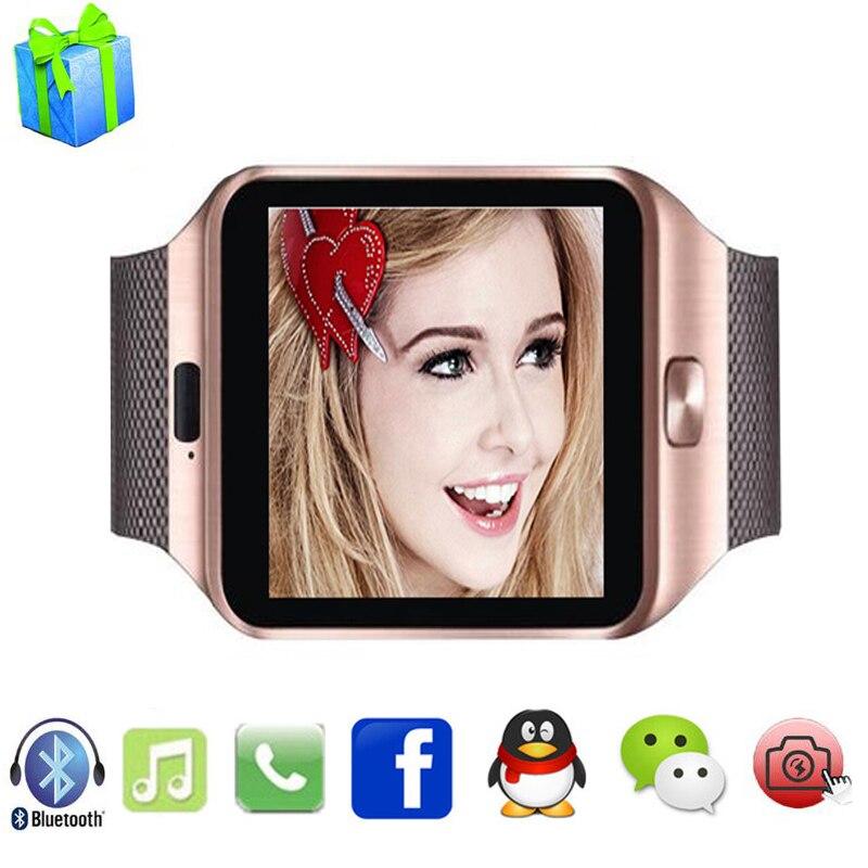 imágenes para DZ09 Inteligente U8 Reloj de Pulsera Digital Con Hombres Del Deporte Electrónico Bluetooth Smartwatch para IOS de Apple iPhone Samsung Huawei Teléfono