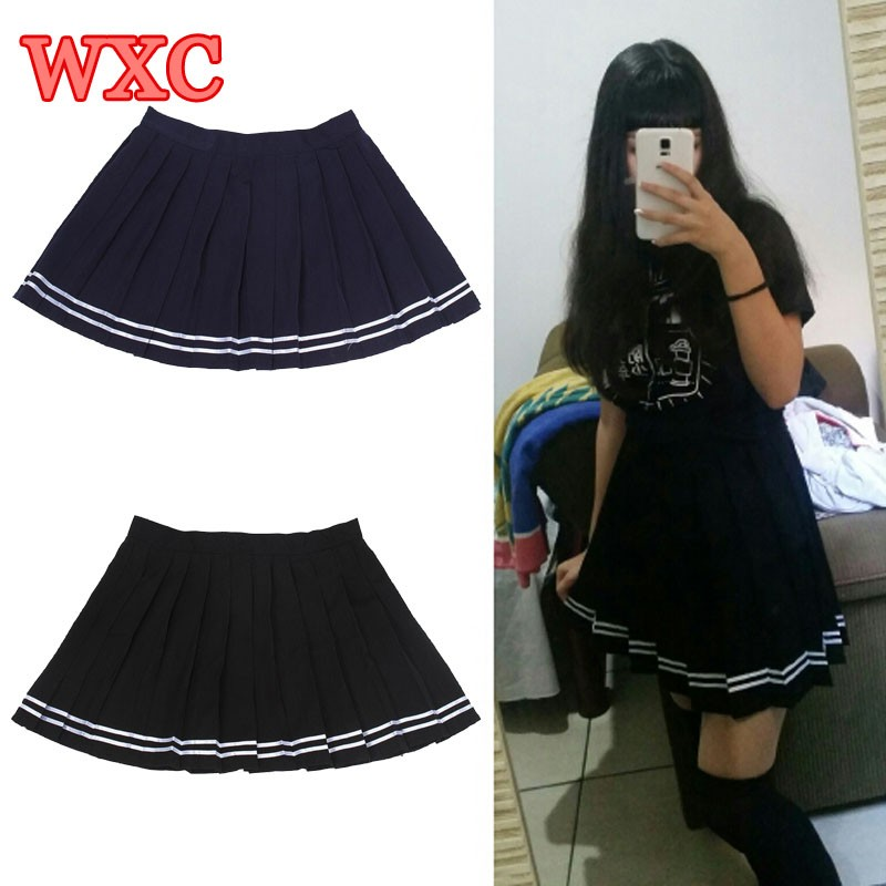 Japanese school uniform skirt