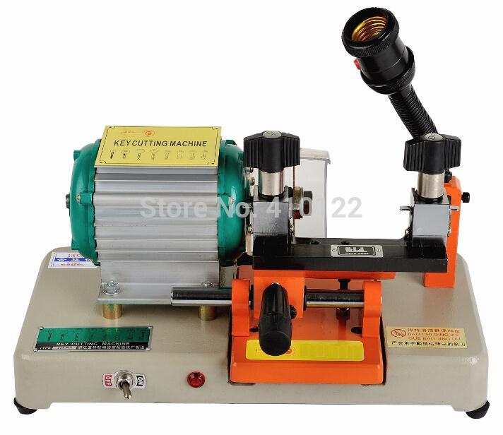 Máquinas de corte de llaves Manaul para herramientas de cerrajería de llaves de mortaja