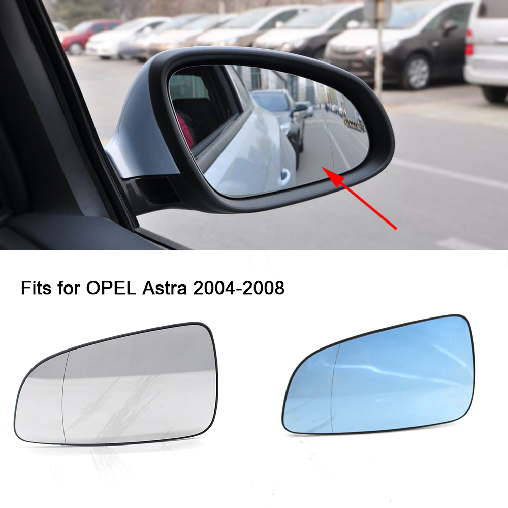 Right side for Jeep Cherokee 2001-2008 wing door mirror glass