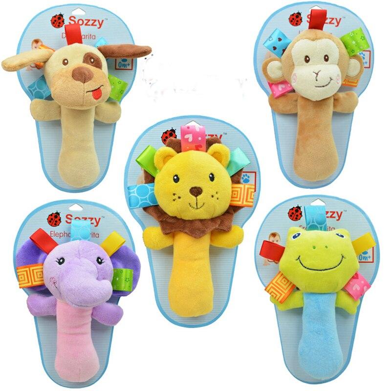 1 шт. Sozzy Musical детские погремушки Плюшевые Детские Игрушечные лошадки плюшевые Игрушечные лошадки Bene погремушки милая игрушка для ребенка