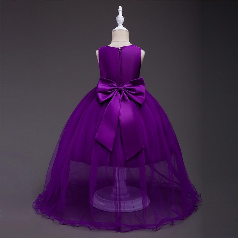 Summer 2017 Fancy Girls Princess Party Dresses Kids Wedding ...