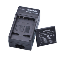 лучшая цена DMW-BCK7 BCK7 NCA-YN101G Battery+Charger for Panasonic Lumix DMC-FP7 DMC-FS16 DMC-FS18 DMC-FS22 DMC-FS28 FS35 DMC-FS37 FS40,FT30