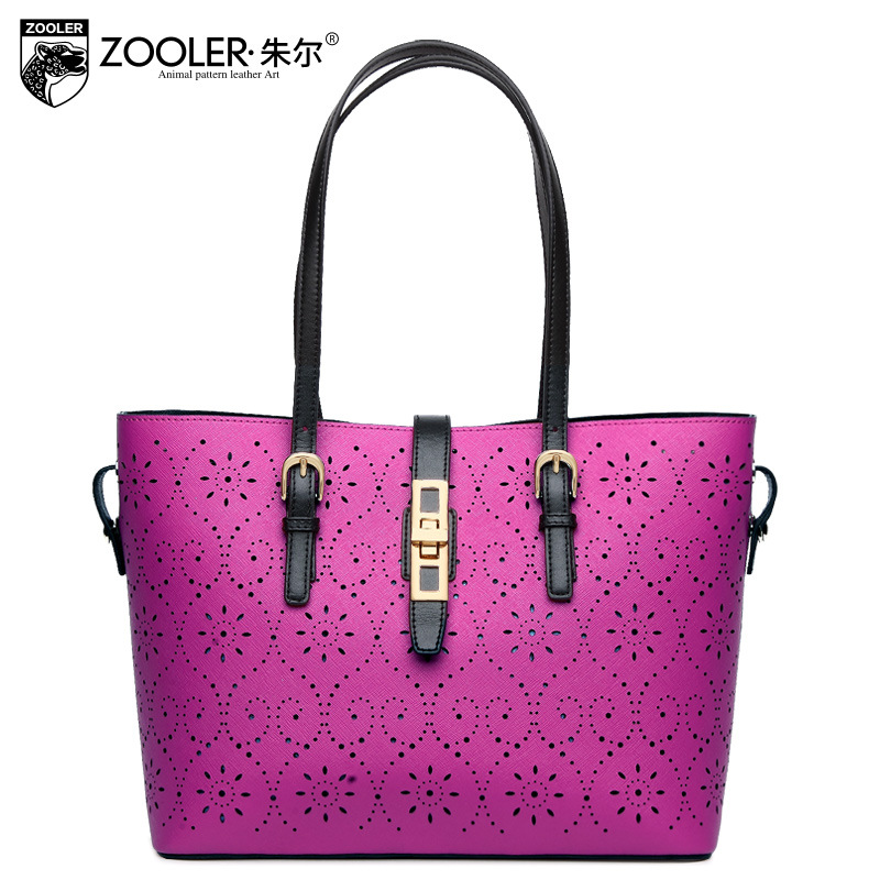 ZOOLER Women Fashion All Match Shoulder Bag Ladies Mother Composite Handbag Large Capacity Simple Leisure Shopping Tote Bags