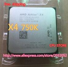 AMD Athlon II X4 750 K (3.4 GHz/4 MB/4 noyaux/Socket FM2/904-pin) AD750KWOA44HJ Quad-Core CPU (de travail 100% Livraison Gratuite)