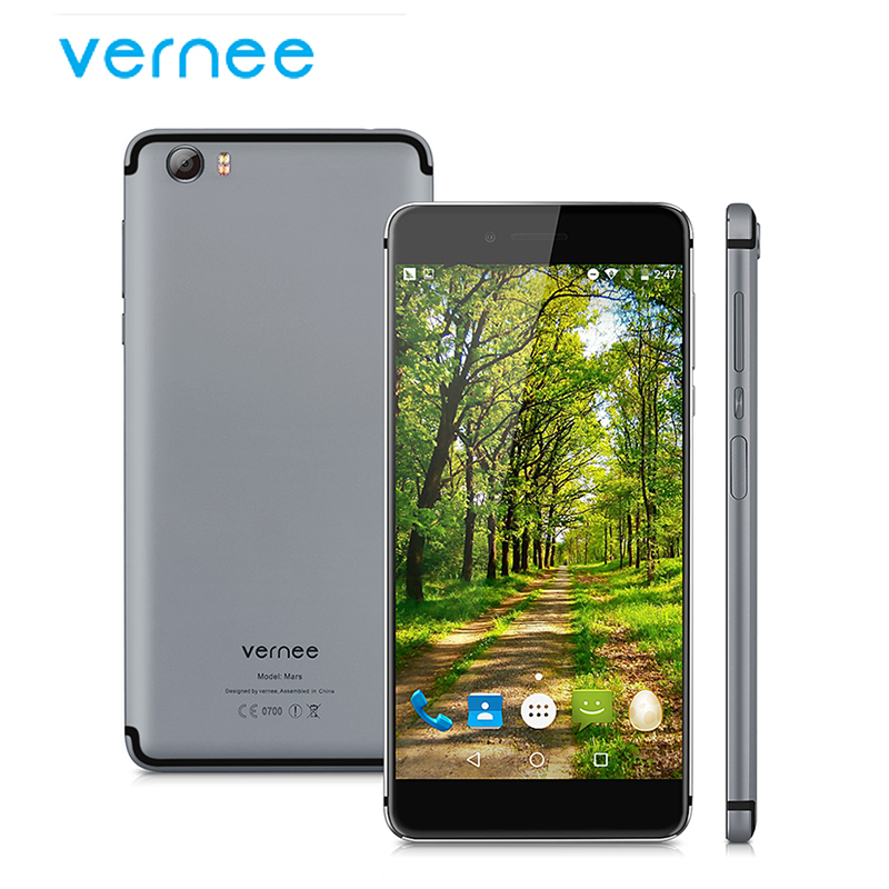 Vernee Mars Mobile Phone Helio P10 Octa Core 32G ROM 4G RAM Android 6 0 Smartphone