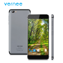 Vernee Mars Mobile Phone Helio P10 Octa Core 32G ROM 4G RAM Android 6.0 Smartphone 5.5 Inch FHD Fingerprint 13.0MP Cellphone