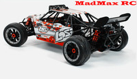 Madmaxбыл отменная фиксация дорожное колесо шина без протектора Racing гладкая шина Набор для 1/5 LOSI DBXL DBXL E 4WD