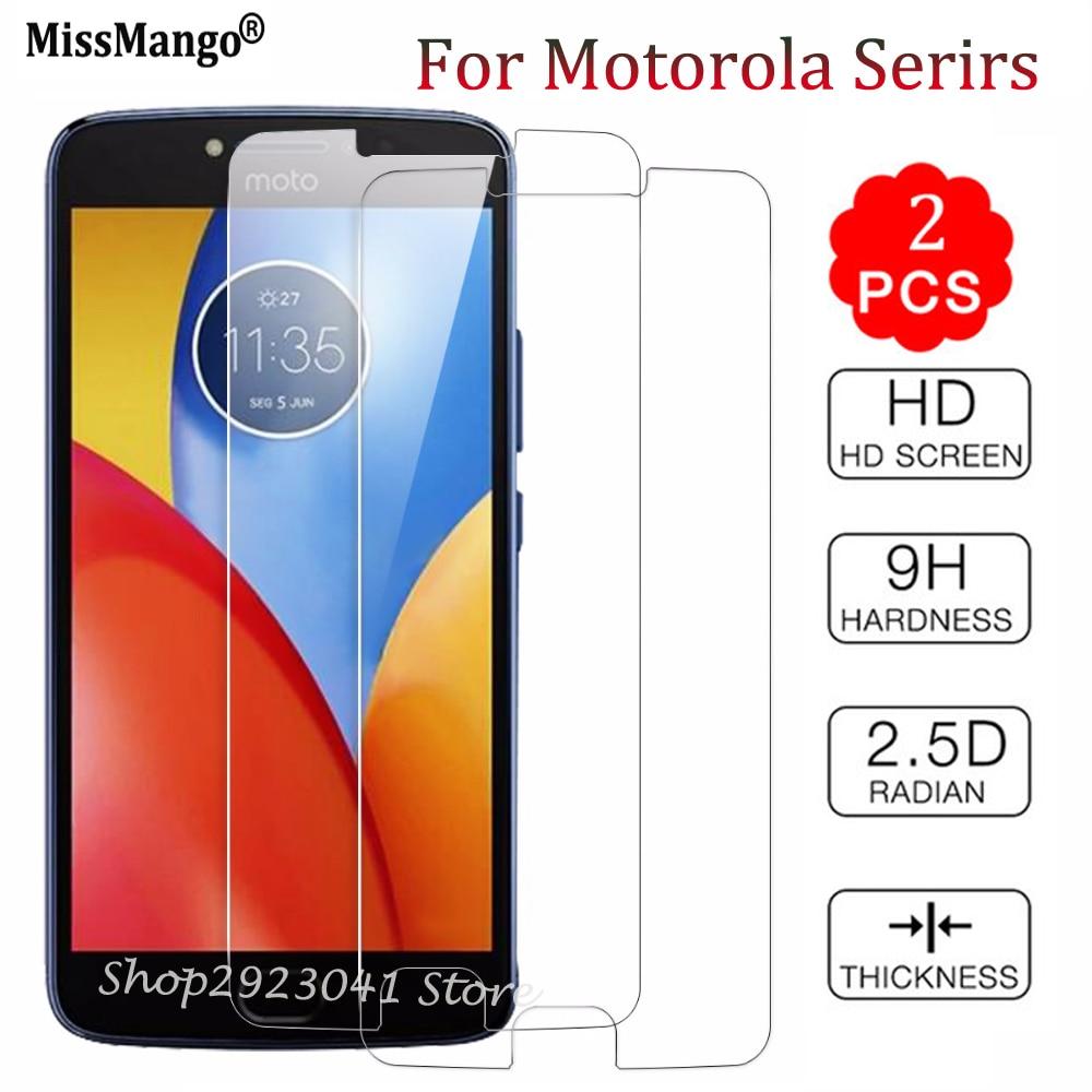 2 Pcs Z2 Tempered Kaca Untuk Motorola Moto E4 Ditambah G4 Screen Glass Plus Full Cover Warna Protector Putar 25d Film Telepon E 4 G Z Bermain Di
