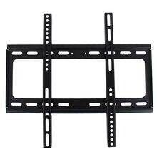 Plasma LCD LED 3D TV de Pared con Soporte de Montaje Delgado 32 37 40 42 46 48 50 55