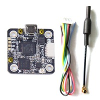 F4_SVTX STM32F411C Flight Controller Integrated 5.8G 48CH 25/100/200mW Switchable VTX OSD 20x20mm For RC Models Quadcopter Parts