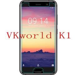 На Алиэкспресс купить стекло для смартфона smartphone tempered glass for vkworld k1 5.2дюйм. 9h explosion-proof protective film screen protector cover phone