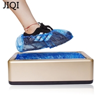 JIQI Automatic Shoe Cover Machine Home Office Disposable Gloves Machine Saving Environmental Protection Simple Convenient