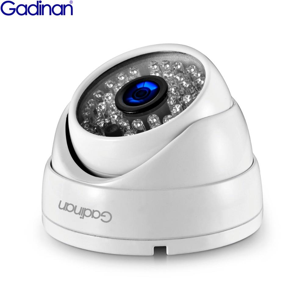 GADINAN IP Kamera PoE 3MP 2304*1296P SC4239 25fps Anti Vandal Dome Kamera IP Outdoor Indoor Vandalproof ONVIF 48V PoE Cam