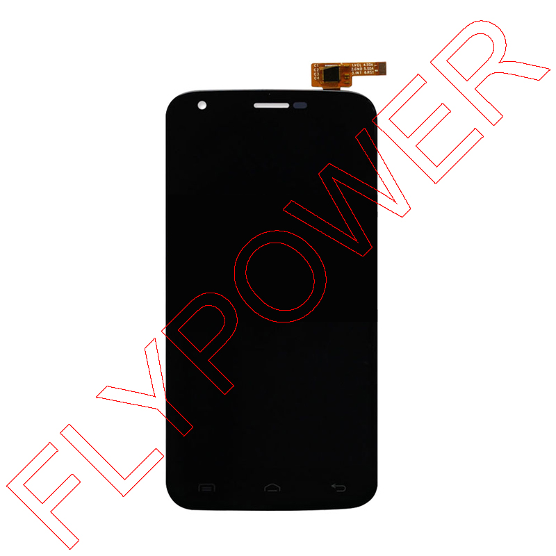 LCD DIsplay + Touch Screen Digitizer Assembly For Doogee Valencia 2 Y100 Pro Free Shipping