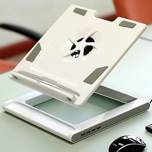 Охлаждающая подставка для ноутбука/Тетрадь Cooler Stand, вентиляторы ноутбук кулер с высокого качества