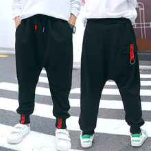 Get more info on the Harem Pants for Boy Trousers Teenager Fashion Trousers for Kids Clothes Autumn Brand Clothing Spring 5 to 13 Year Children Pants