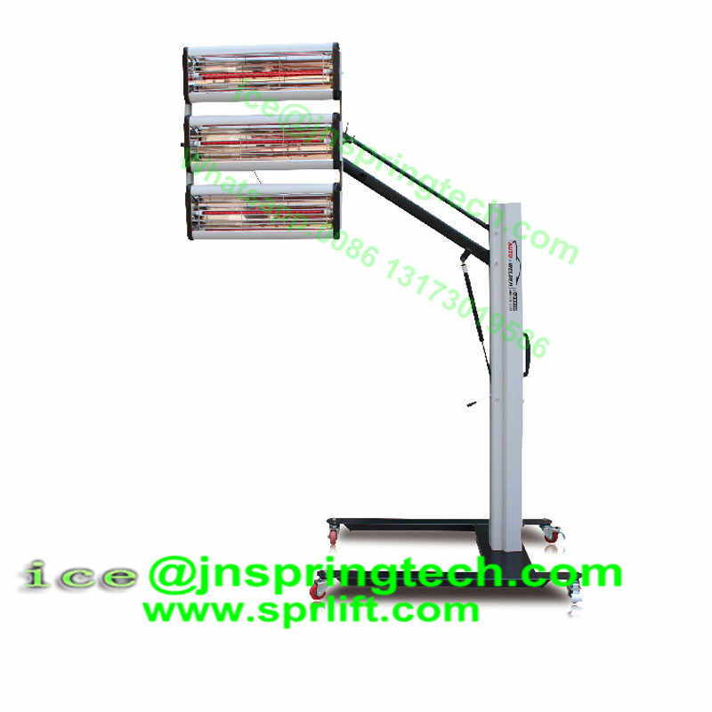 Multifunctional baking lamp  equipments used for car painting heating