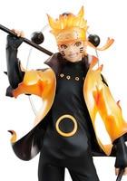 Naruto figures Rikudousennin Modo Uzumaki Naruto Figure Toy 18CM naruto shippuden action figures Naruto Kyuubi Doll D16