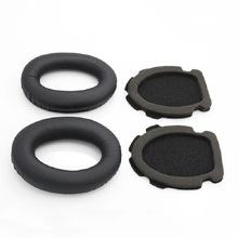 20pairs Headphone Cushion Pads Cover sponge Headphones Replacement Earpads Ear Pads for BOSE Aviation Headset X A10 A20