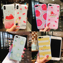 Silicone Phone Case For iPhone 7