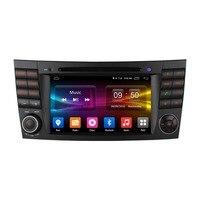 Vehicel 2 din автомобильный радиоприемник gps Android 6,0 автомобиль DVD gps Navi для Mercedes E Class W211 W209 W219 wifi, радио, gps 2 Гб Оперативная память 32 GB Встроенная памя