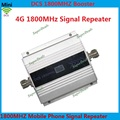 LCD Display GSM Repeater 1800Mhz Booster Cellular Signal Amplifier Booster 4G DCS 1800 Repeater Mobile Phone Signal amplifier