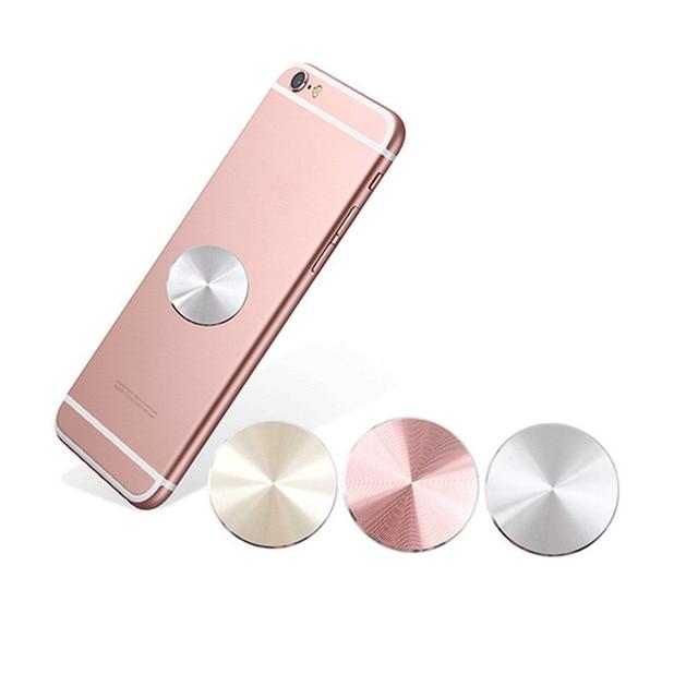 Metal Magnetic Disk for Car Phone Holder 1