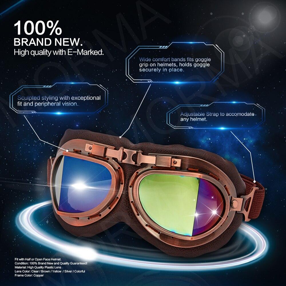 Motorcycle Motocross Glasses Moto Helmet Antiparras Motocross Eyewear Mx Goggles Motorbike Off Road Vintage ATV Bike