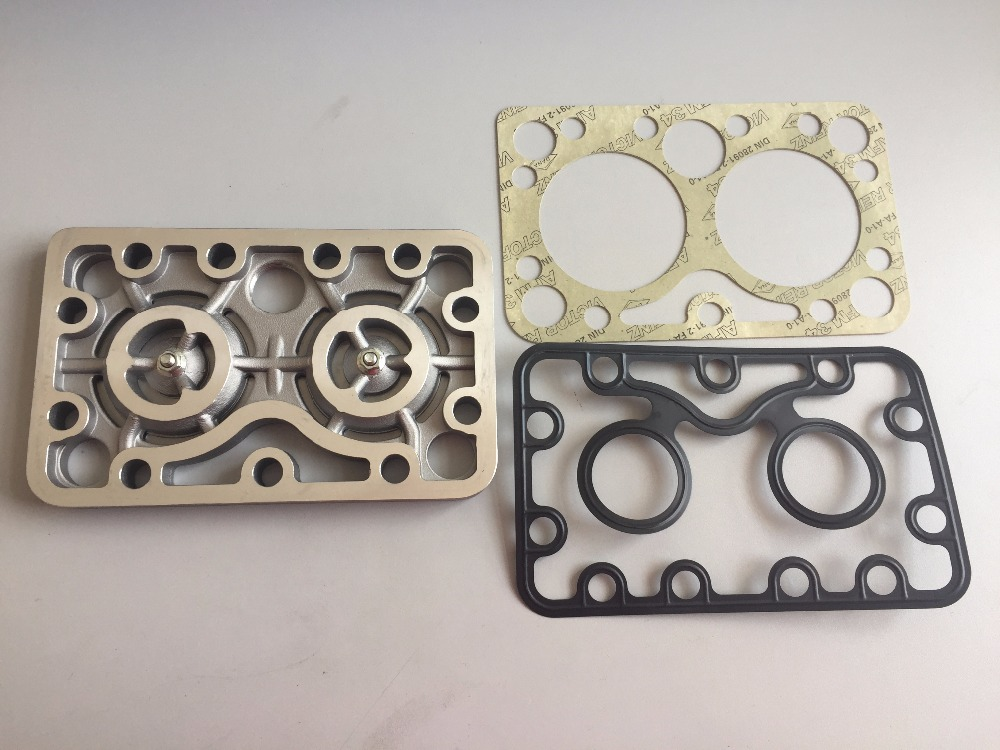 Bock FK40 K Compressor Valve Plate With Upper And Lower Gaskets bus AC spare parts корсет otto bock