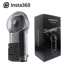 Insta360 ONE X Dive Case Waterproof Case Protective Case Diving Shell For Insta360 ONE X Action Camera Accessories