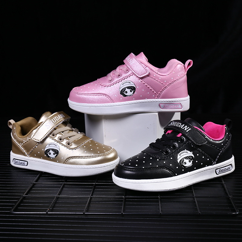Childrens Casual Girls Shoes New Autumn  Sports Shoes Spring and Autumn Boy and Girls Fashion Running SneakersChildrens Casual Girls Shoes New Autumn  Sports Shoes Spring and Autumn Boy and Girls Fashion Running Sneakers