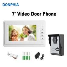 interphone Kit LCD vidéo