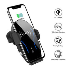 Kongyide Car-charger for iPhone Xs Max XR X 8 8 Plus Holder Car Charger 10W For Samsung Galaxy Note 8 9 S9 S8 dropship 19A12(China)