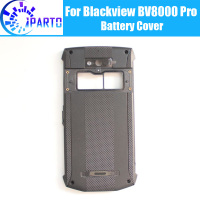 Blackview BV8000 Pro Battery Cover Replacement 100% Original Durable Back Case Mobile Phone Accessory for Blackview BV8000 Pro