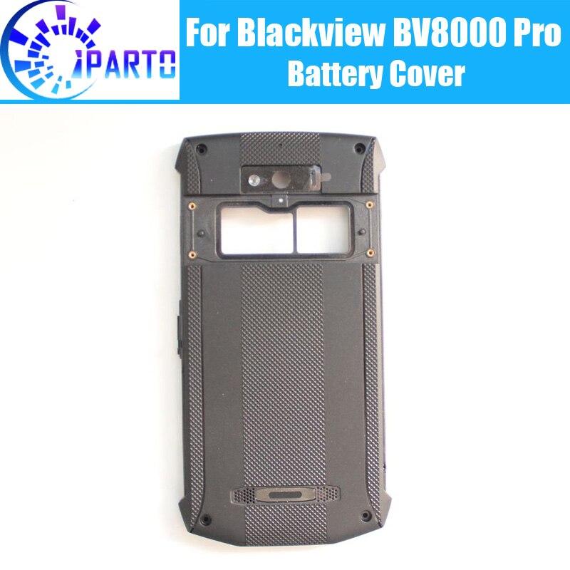 Blackview BV8000 Pro remplacement du couvercle de batterie 100% Original Durable coque arrière accessoire de téléphone portable pour Blackview BV8000 Pro