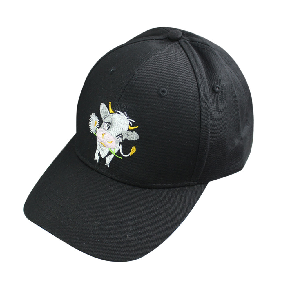 dbeacae705f 2017 Brand Summer New Style Baseball Cap Women Pink Black Fashion ...
