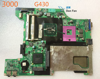 For Lenovo 3000 G430 Laptop Motherboard DA0LE6MB6F0 Mainboard 100%tested fully work