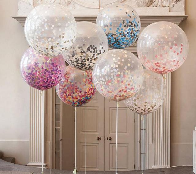 decoration mariage ballon helium
